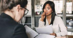 פחד ראיונות - חוסר ביטחון עצמי בזמן חיפוש עבודה