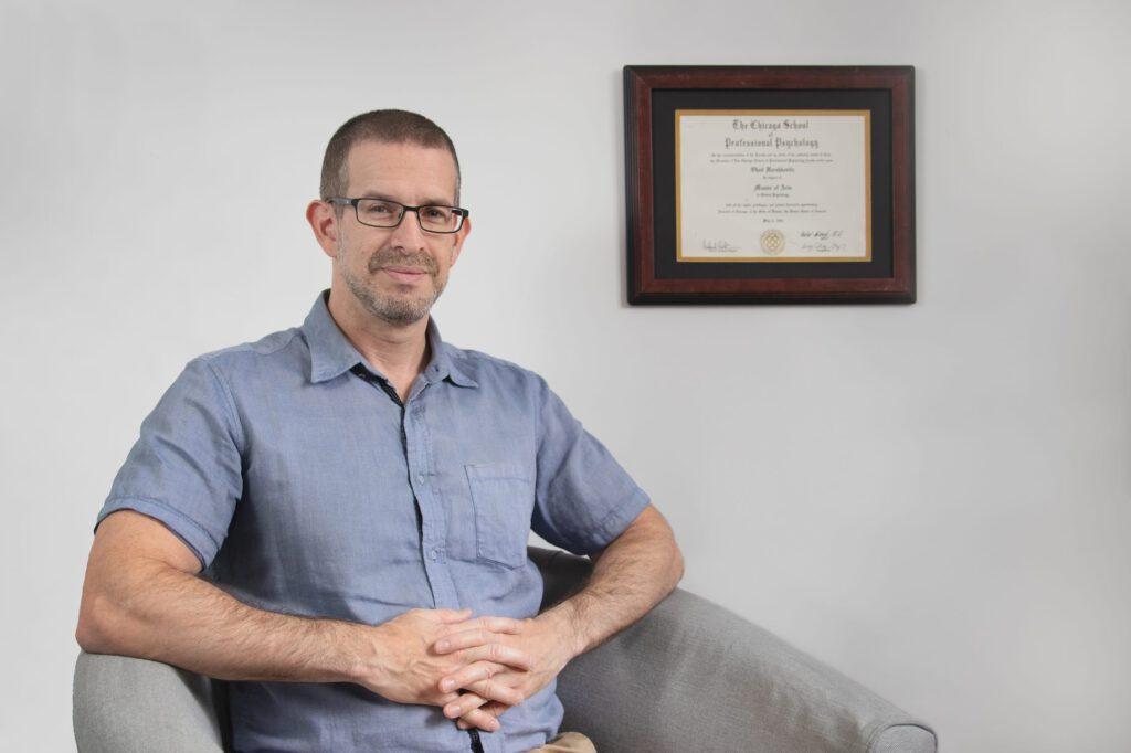 דר' אוהד הרשקוביץ - פסיכולוג CBT