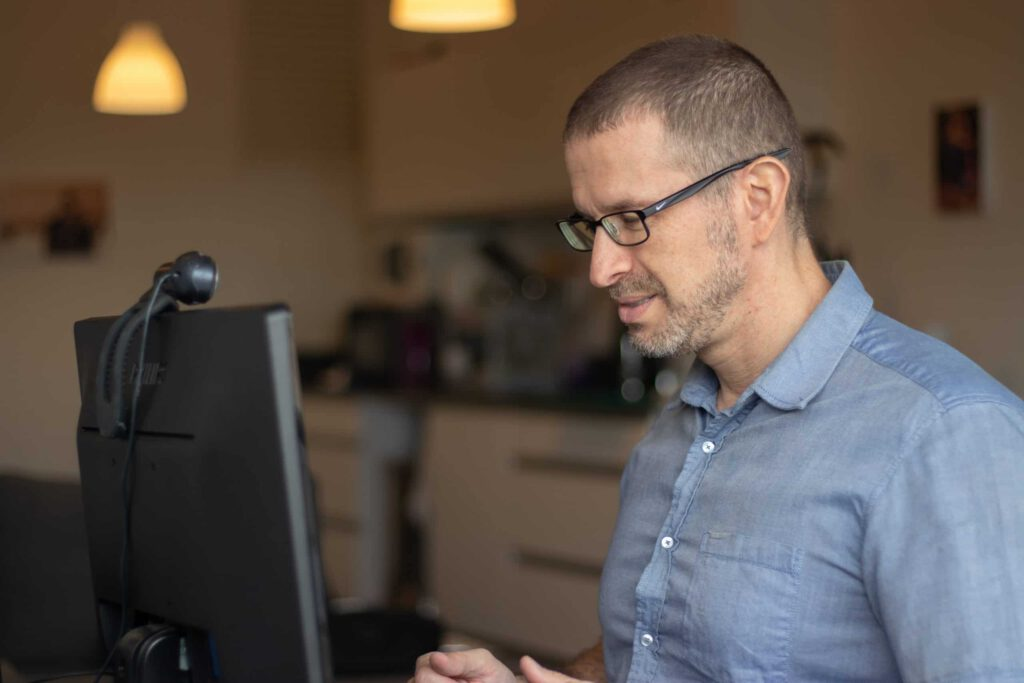 טיפול CBT בסקייפ - דר` אוהד הרשקוביץ - פסיכולוג